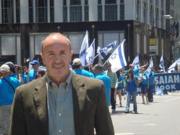 guido lombardi anti- semite pro israel